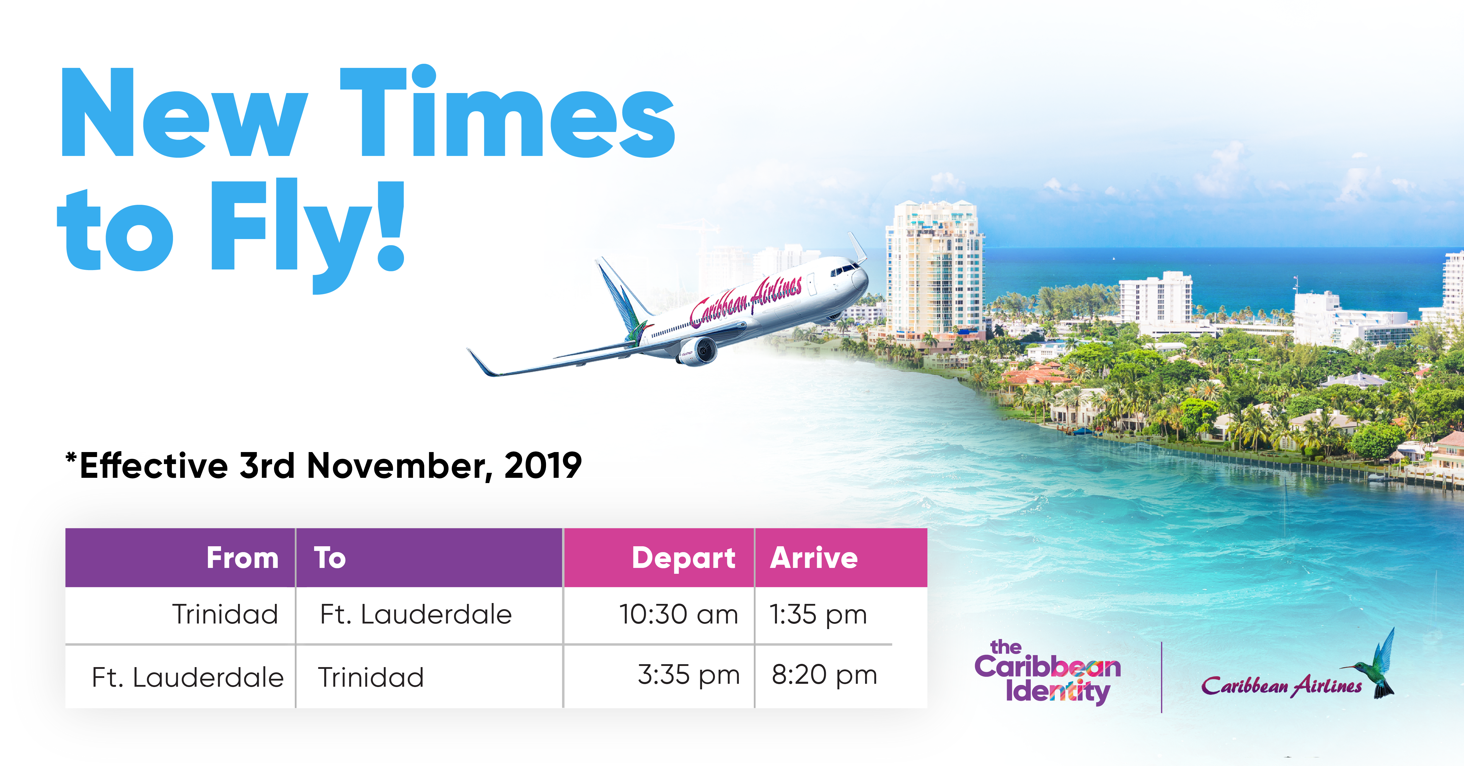 Christmas In July 2019 Trinidad.Caribbean Airlines